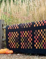Pumpkin Patches Quilt KIT