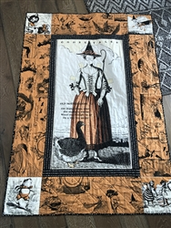 Spooky Stories Goose Tales Quilt Kit
